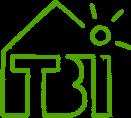 TBI Immobilien Logo